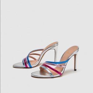Zara Strappy Sandals
